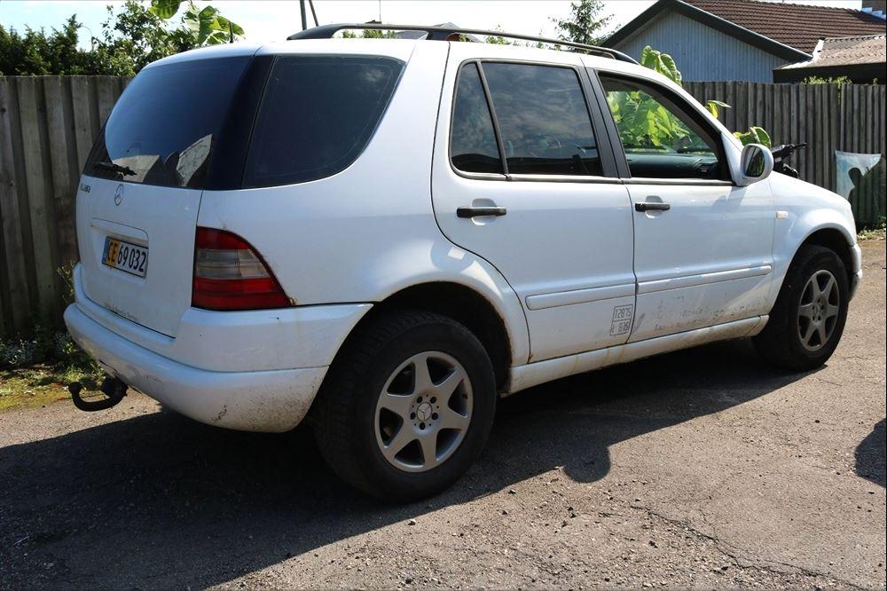 Billede 1: Mercedes-BenzML2702,7 CDi aut. Van