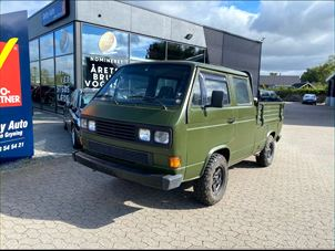 Billede 1: VW Transporter TD Pick-up