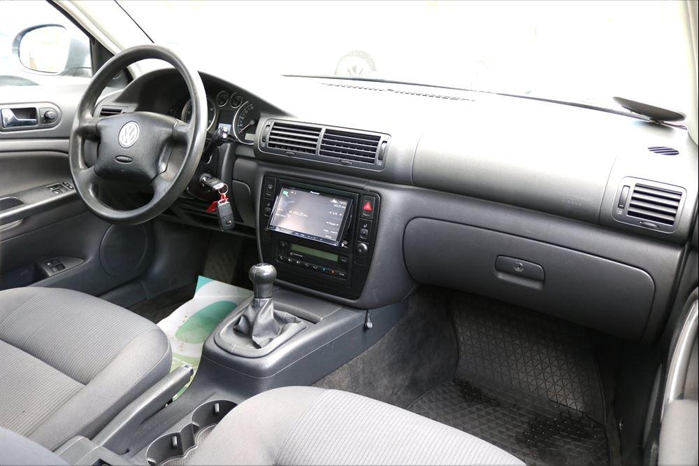 Billede 9: VWPassat1,9 TDi 100 Comfortline Variant