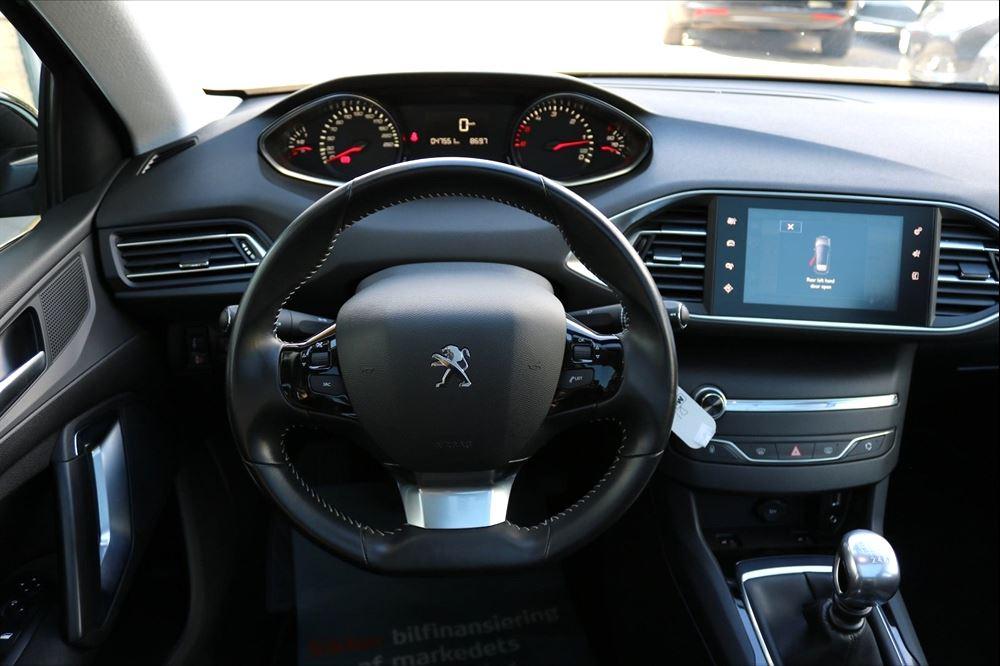 Billede 6: Peugeot3081,6 BlueHDi 120 Style