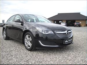 Billede 1: Opel Insignia 1,4 T 140 Edition eco