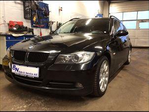 Billede 1: BMW330d3,0 Touring Steptr. Van