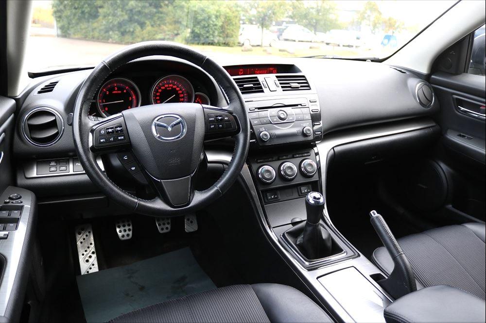 Billede 5: Mazda62,2 DE 129 Advance stc.