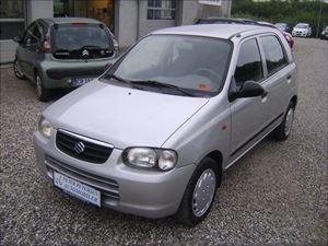 SuzukiAlto1,1, 109.000 km