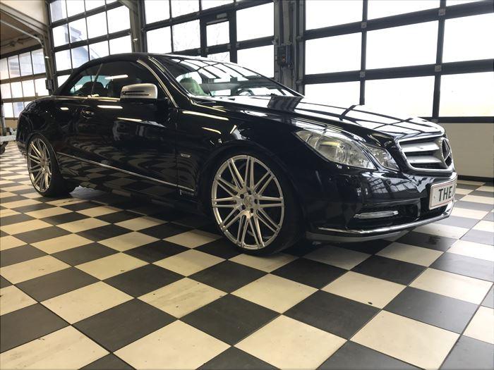Billede 1: Mercedes-BenzE500CABRIOLET