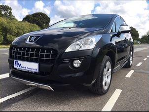 Billede 1: Peugeot30081,6 HDi 114 Style