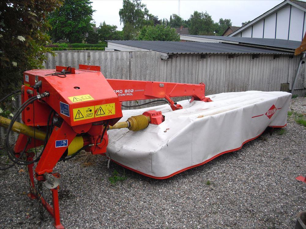 Kuhn Skivehøster GMD 802