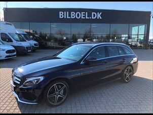 Billede 1: Mercedes-BenzC2,2 AMG Line stc. aut.