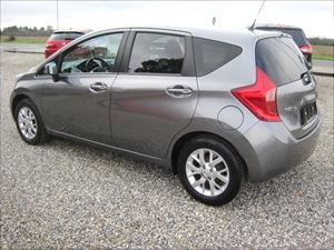 Nissan Note 1,2 Acenta+, 17.000 km