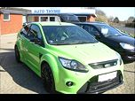 Ford Focus 2,5 RS, 25.000 km