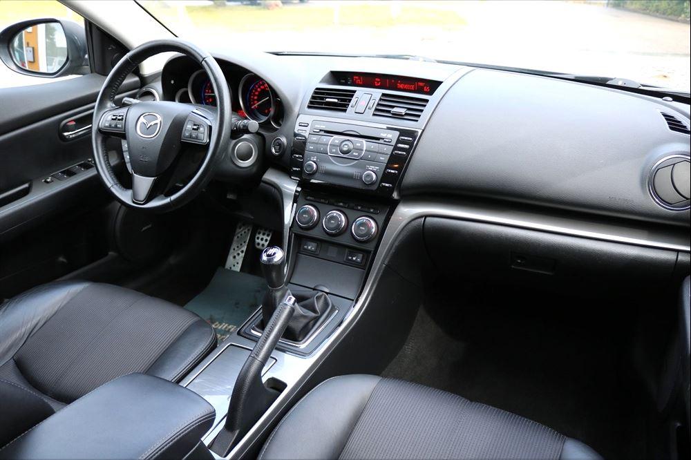 Billede 8: Mazda62,2 DE 129 Advance stc.