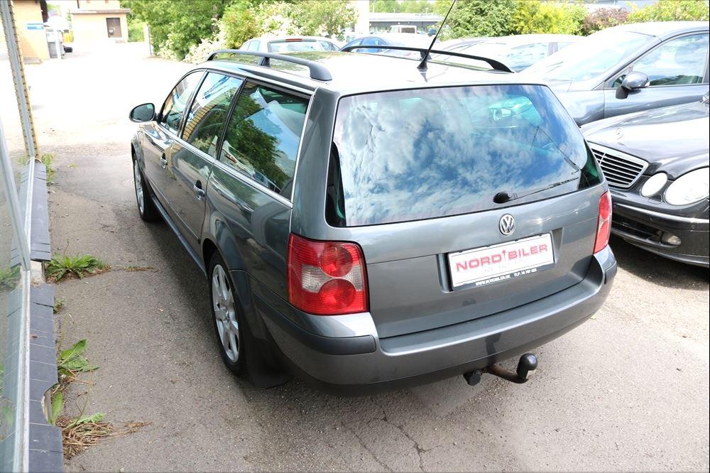 Billede 6: VWPassat1,9 TDi 100 Comfortline Variant