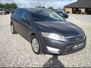 Billede 1: Ford Mondeo 2,0 Trend stc.