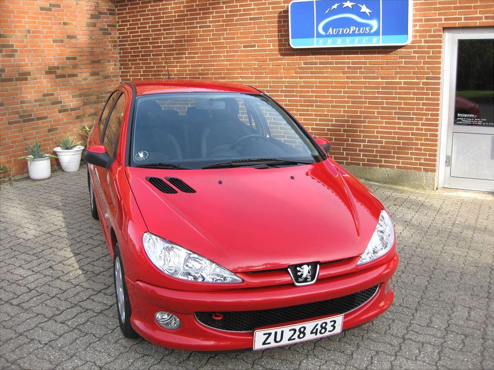 Billede 1: Peugeot2061,4 HDI