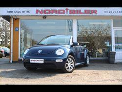 VW Beetle 1,4 Cabriolet, 134.000 km, 79.900 kr