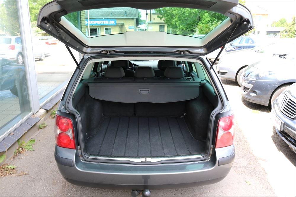 Billede 12: VWPassat1,9 TDi 100 Comfortline Variant