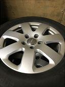 Audi Q7 Alufælge, 3.000 kr