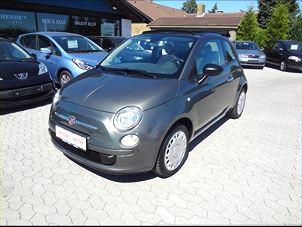Billede 1: Fiat500C1,2 Lounge
