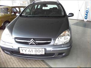 Billede 1: CitroënC5Weekend 2,0 i 16V Prestige 138HK Stc