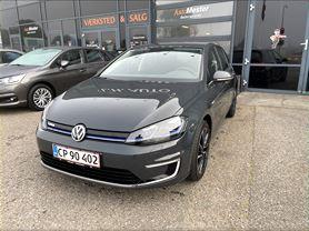 VW e-Golf VII 5d, 19.500 km, 169.500 kr