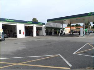 Dækcenter & Autocenter Q8 I/S