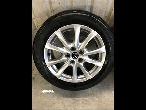 Billede 1: Mazda 6Mazda 6 alufælge