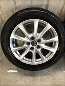 Mazda 6 Mazda 6 alufælge, 2.500 kr