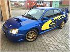 Subaru Impreza 2,0 WRX STi AWD, 113.000 km, 185.000 kr