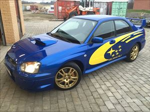 SubaruImpreza2,0 WRX STi AWD, 113.000 km