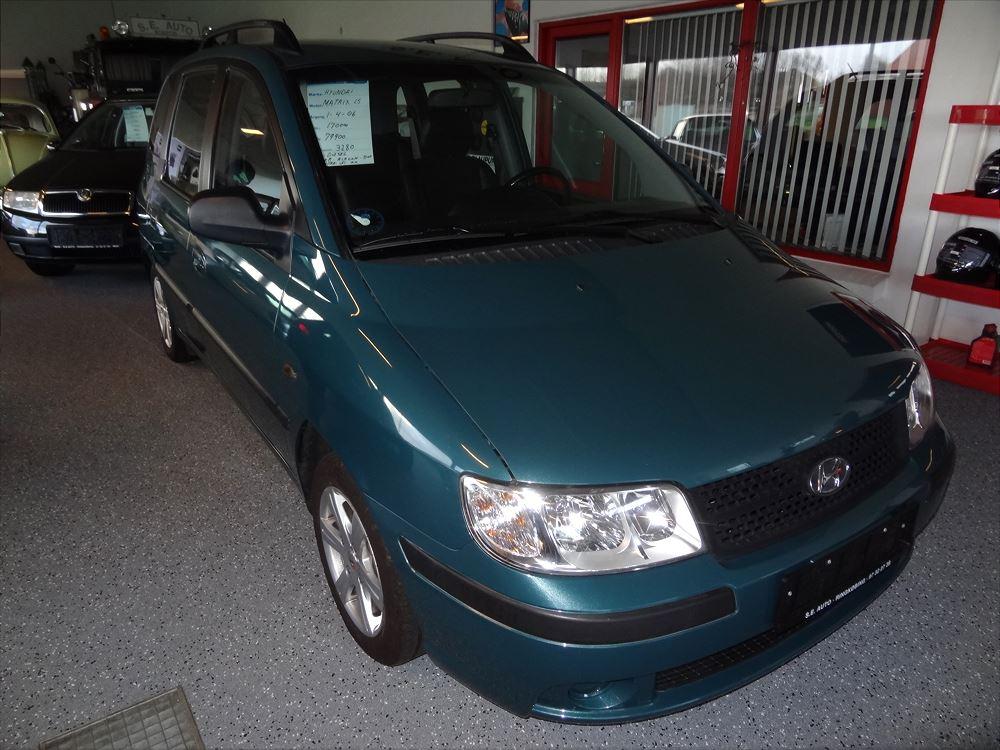 Billede 1: HyundaiMatrix1,5