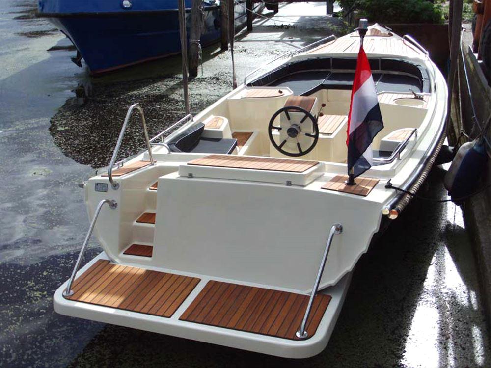 Fjordjollen 710 Classic