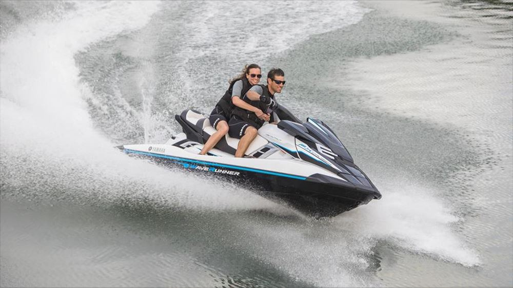 Yamaha FX HO Cruiser