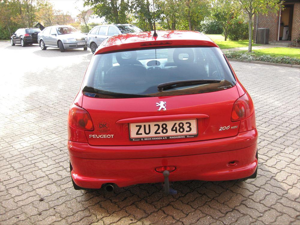 Billede 2: Peugeot2061,4 HDI