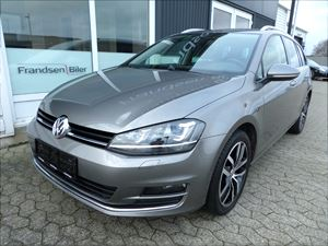 VW Golf VII TDi 150 Highl. Variant DSG, 45.000 km