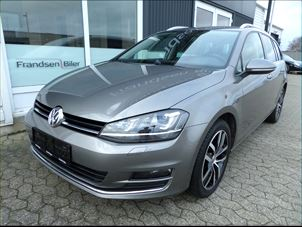 Billede 1: VW Golf VII TDi 150 Highl. Variant DSG