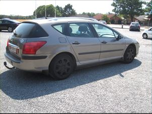 Billede 1: Peugeot4071,8 SR SW