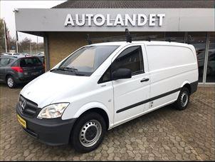 Billede 1: Mercedes-BenzVito110 2,2 CDi Basic L
