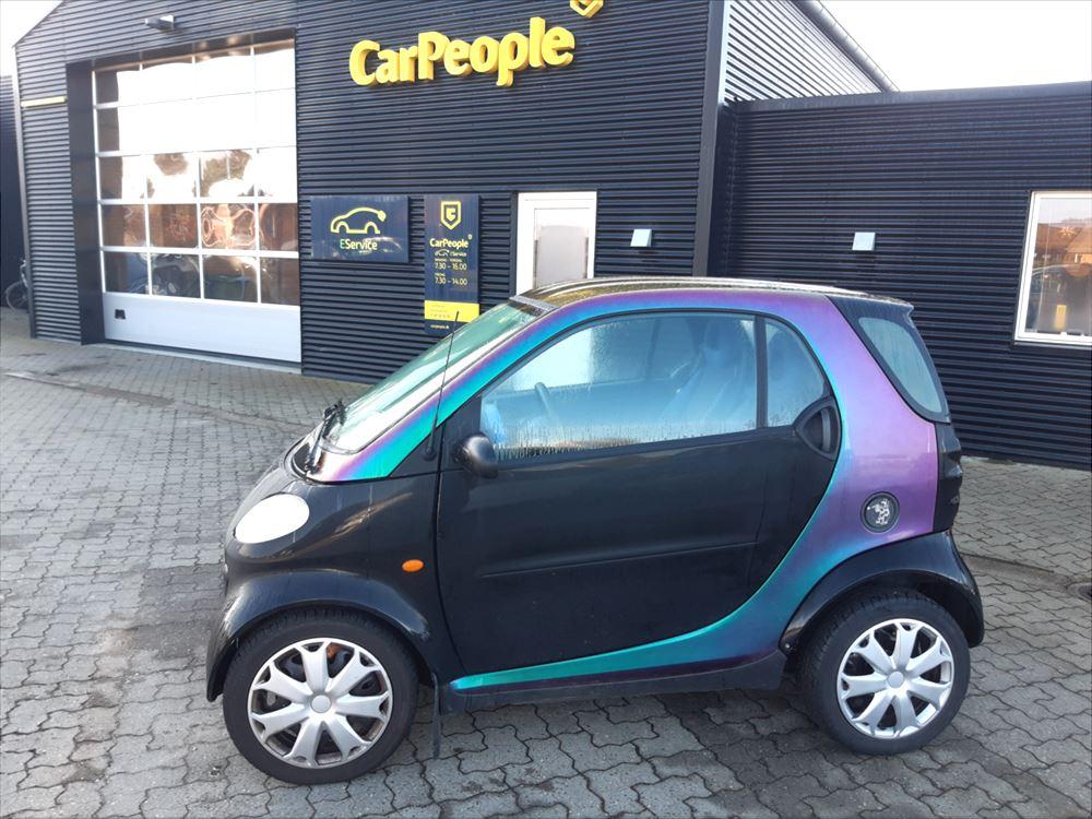 Smart Fortwo Benzin Aut
