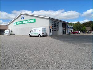 HC Autoværksted-dækcenter