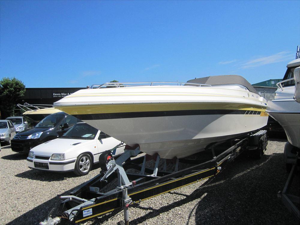 Sea Ray Pachanga 32 Motorbåd