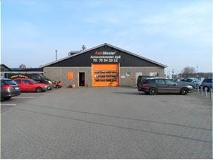 Autoværkstedet - Fredericia