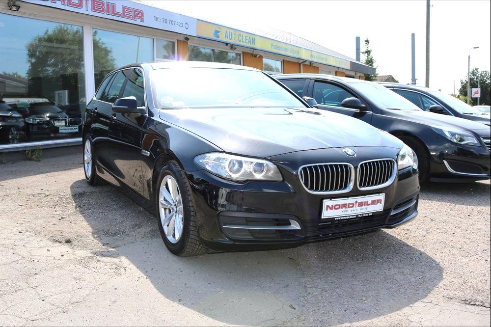 Billede 2: BMW520d2,0 Touring aut.
