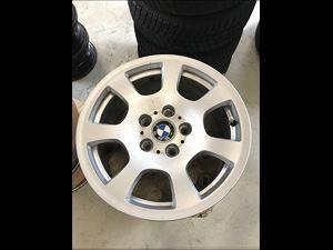 Billede 1: BMW525 Alufælge