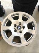 BMW 525 Alufælge, 2.000 kr