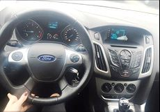 Ford Focus 1,6 TDCi Trend 115HK Stc 6g