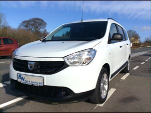 Billede 1: Dacia Lodgy 1,5 dCi 90 Ambiance