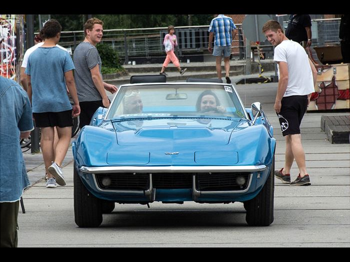 Billede 1: ChevroletCorvetteCabriolet