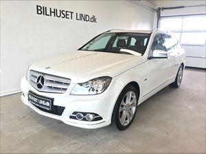 Mercedes-BenzC2202,2 CDi Avantgarde stc. aut. BE, 237.000 km