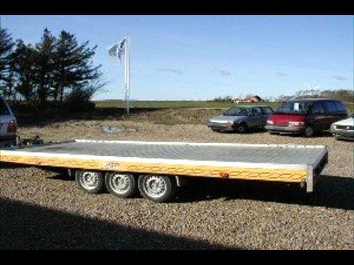 Billede 1: Auto trailer - Pr. dag: 375 kr