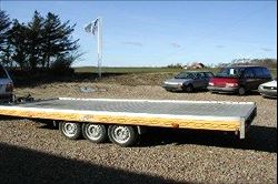 Auto trailer - Pr. dag: 375 kr